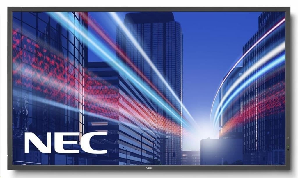 """NEC LFD 84"""" MuSy X841UHD SST Touch LCD, 3840X2160,500cd,OPS,24/7"""