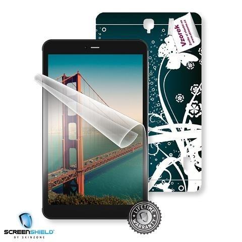 ScreenShield fólie na displej + skin voucher (vč. popl. za dopr. k zákazníkovi) pro IGET Smart G81H