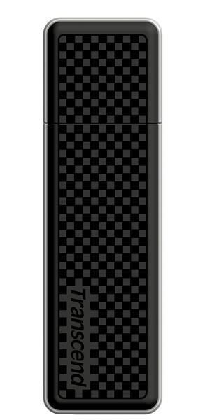 TRANSCEND USB Flash Disk JetFlash®780, 256GB, USB 3.0, Black (R/W 210/140 MB/s)