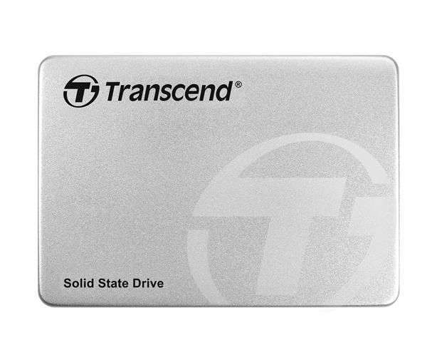 TRANSCEND SSD 370S, 512GB, SATA III 6Gb/s, MLC (Premium), Aluminium Case