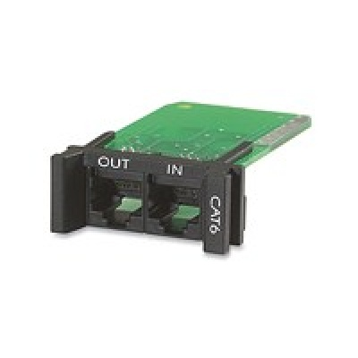 APC Surge Module for CAT5,6 Network Line, Replaceable, 1U, use with PRM4 or PRM24 Rackmount Chassis