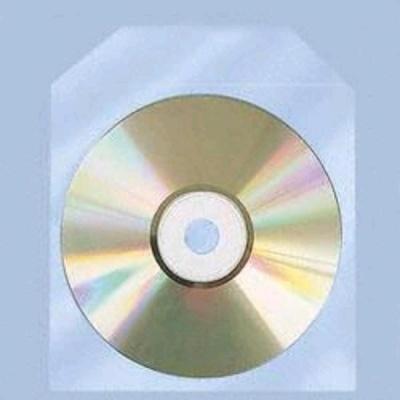 OEM Obálka na CD polypropylenová s klipem (balení 100ks)
