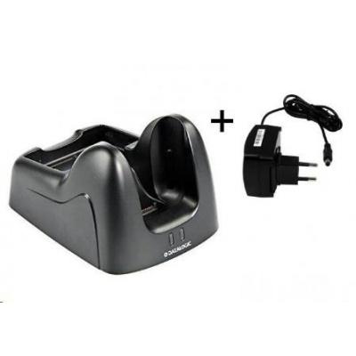 Datalogic charging-/communication station, USB, RS232