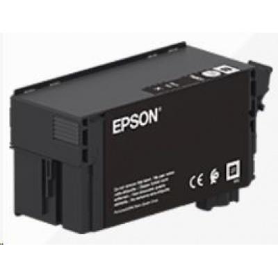 EPSON ink čer Singlepack UltraChrome XD2 Black T40D140(80ml)