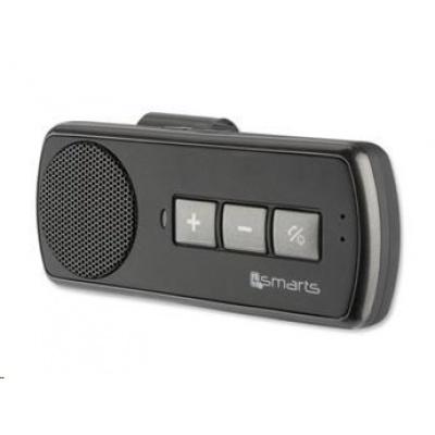 4smarts Bluetooth HF do auta GigaTooth B5, černá