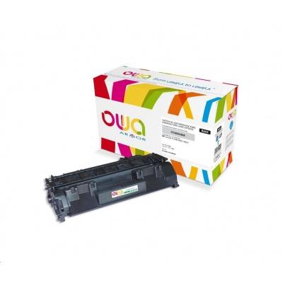 OWA Armor toner pro HP Laserjet Pro 400 M401, M425, 2700 Stran, CF280A, černá/black