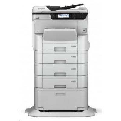 EPSON tiskárna ink WorkForce Pro WF-C8690DTWFC, 4v1, A3, 35ppm, Ethernet, WiFi (Direct), Duplex, NFC,3 roky OSS po reg.