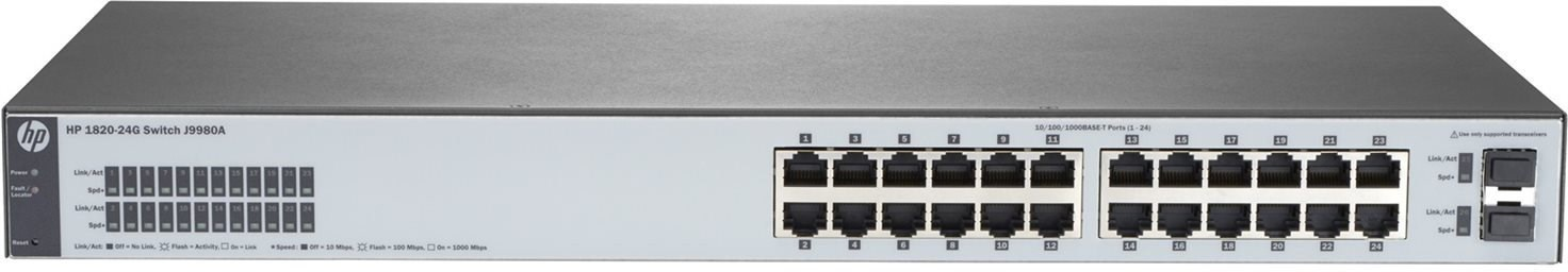 HPE OfficeConnect 1820 24G Switch