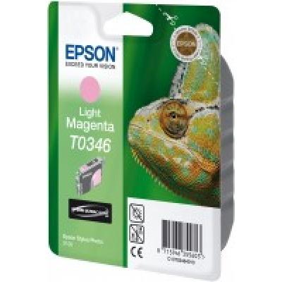 """EPSON ink bar UltraChrome T0346 """"Chameleon"""" - Light Magenta"""