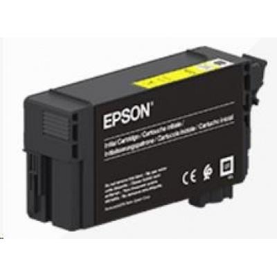 EPSON ink bar Singlepack UltraChrome XD2 Yellow T40C440(26ml)