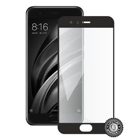 ScreenShield ochrana displeje Tempered Glass pro Xiaomi Mi6 Global, černá