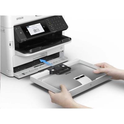 EPSON tiskárna ink WorkForce Pro WF-M5799DWF, čb, 4v1, A4, 34ppm, Ethernet, WiFi (Direct), Duplex