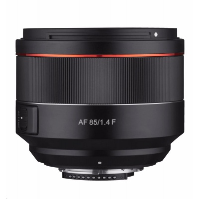 Samyang AF 85 mm F/1.4 Nikon F