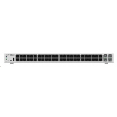 Netgear GC728X Insight Managed 28-Port Gigabit Smart Cloud Switch with 2 SFP and 2 SFP+ Ports