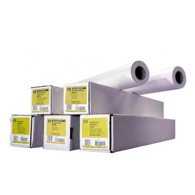 HP Heavyweight Coated Paper-1524 mm x 30.5 m (60 in x 100 ft),  35 lb,  130 g/m2, C6977C