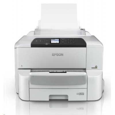 EPSON tiskárna ink WorkForce Pro WF-C8190DW, A3, 35ppm, Ethernet, WiFi (Direct), Duplex, NFC, 3 roky OSS po registraci
