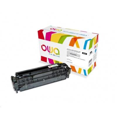 OWA Armor toner pro HP Color Laserjet Pro300 M351, M375, Pro400 M451, M475, 2200 Stran, CE410A, černá/black
