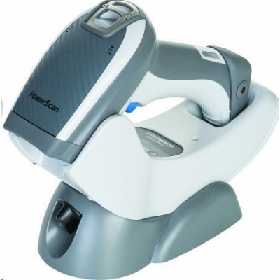 Datalogic PM9500-RT, 2D, SR, kit (USB), bílá, grey