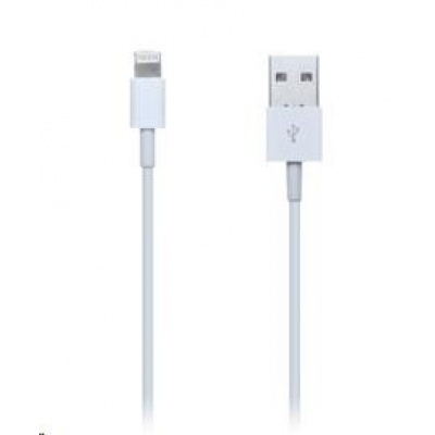 CONNECT IT Wirez kabel HQ Lightning - USB, bílý, 2m (pro iPhone, iPad)