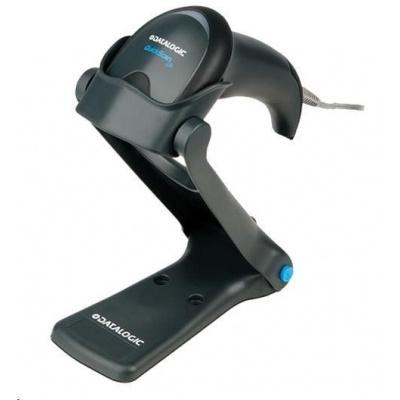 Datalogic QuickScan Lite QW2100, 1D, multi-IF, kit (KBW), black