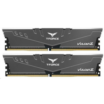 DIMM DDR4 8GB 3000MHz, CL16, (KIT 2x4GB), T-FORCE VULCAN Z, Grey
