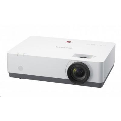 SONY projektor VPL-EW575 4300lm, WXGA, 20000:1, 2 XRGB, 2X HDMI, Type A/B USB, S-Video, Video in, RJ45, RS232