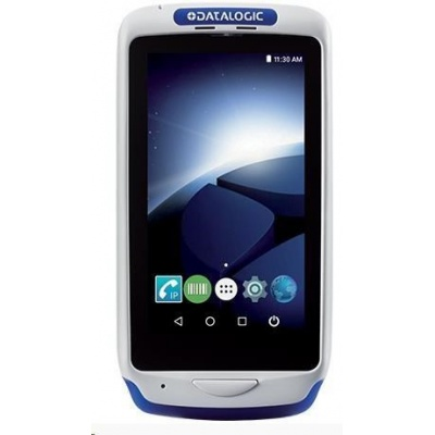 Datalogic Joya Touch A6, 2D, USB, BT, Wi-Fi, NFC, modrá, grey, Android