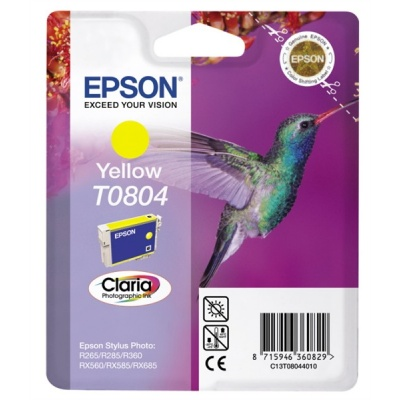 EPSON ink bar CLARIA Stylus Photo R265/ RX560/ R360 - yellow