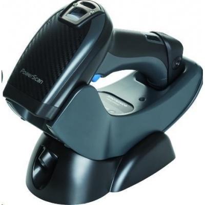 Datalogic PM9500-RT, 2D, SR, kit (USB), RB, black, grey