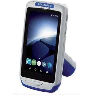 Datalogic Joya Touch A6, 2D, USB, BT, Wi-Fi, NFC, Gun, modrá, grey, Android