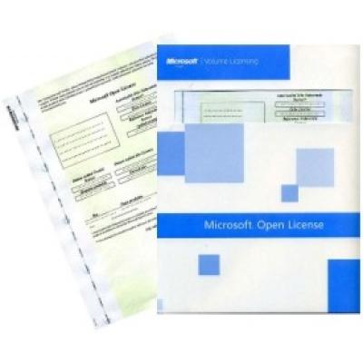 Project Professional LicSAPk OLP NL Gov w1Project Server CAL