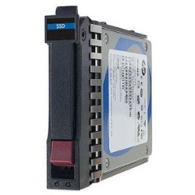 HP HDD SSD 480GB 6G SATA Mixed Use-3 SFF 2.5-in SC 3yr HP RENEW