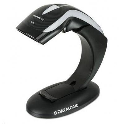 DataLogic Heron HD3130, čtečka kódů, stojánek, black (bez kabelu)
