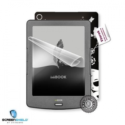 ScreenShield fólie na displej + skin voucher (vč. popl. za dopr. k zákazníkovi) pro INKBOOK Classic 2