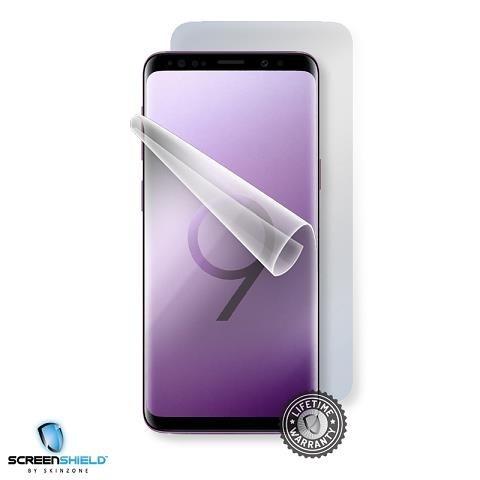 ScreenShield fólie na celé tělo pro SAMSUNG G960 Galaxy S9
