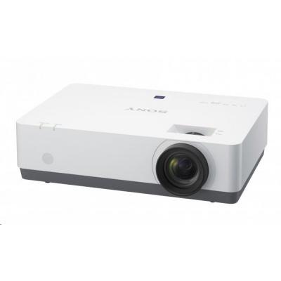 SONY projektor VPL-EX575 4200lm, XGA, 20000:1, 2 XRGB, 2X HDMI, Type A/B USB, S-Video, Video in, RJ45, RS232