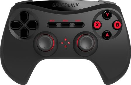 SPEED LINK herní ovladač SL-650100-BK STRIKE NX Gamepad - Wireless -