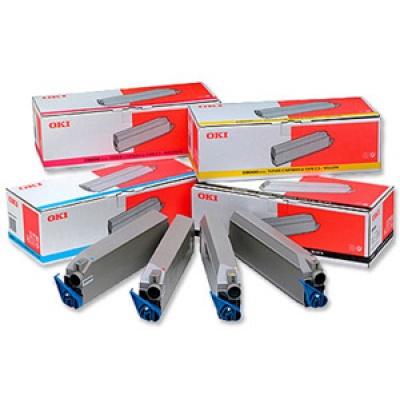 Oki Sada všech tonerů (CMYK) do C9600/C9650/C9800/C9850/C9800MFP/C9850MFP (15k)