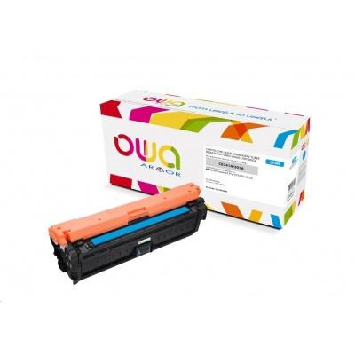 OWA Armor toner pro HP Color Laserjet CP5220, 5225, 7300 Stran, CE741A, modrá/cyan