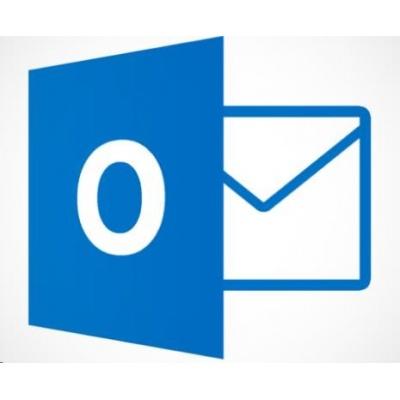 Outlook Mac 2019 OLP NL Charity