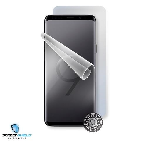 ScreenShield fólie na celé tělo pro SAMSUNG G965 Galaxy S9 Plus
