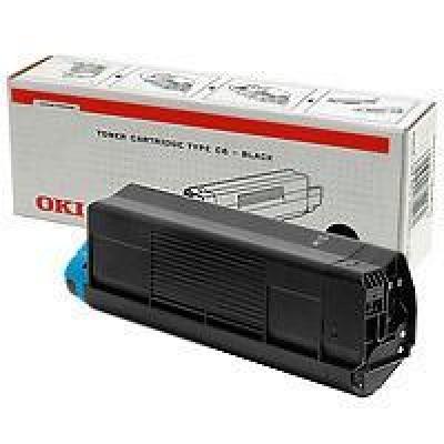 Oki Toner Magenta do C5100/C5300/C5200/C5400 (5 000 stránek)