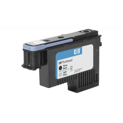 HP 91 Black photografic + Light Grey DJ Printhead, C9463A