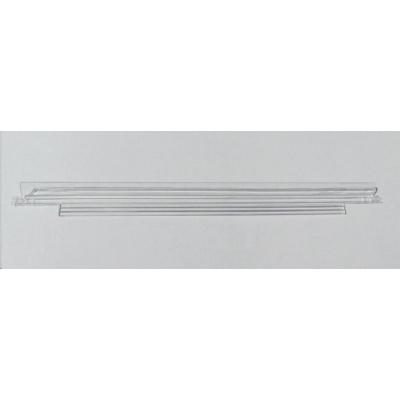 Přítlačné pravítko pro řezačku KW 2000 (3027)