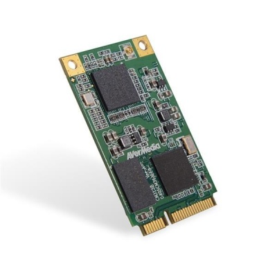 AVERMEDIA CM313BW Mini PCI-e HW Encode Capture Card with 3G-SDI, industrial