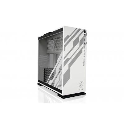IN WIN skříň 303 MSI Dragon Edition, White, Mid Tower, bez zdroje